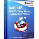 EaseUS Data Recovery Wizard Technician 9 Portable Free Download