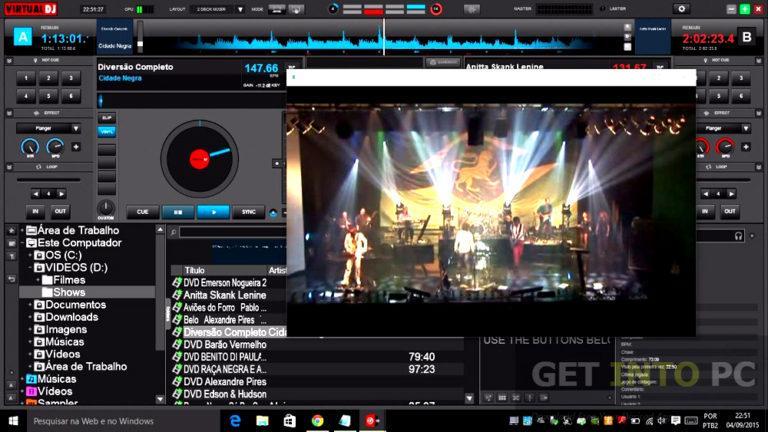 Virtual DJ 8 Pro Free Download Full Plugins [GD] | YASIR
