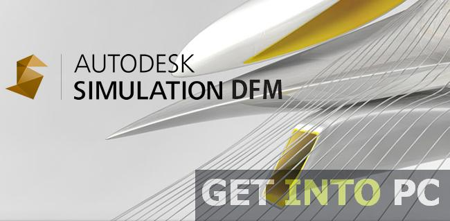 Autodesk Simulation DFM 2014 Free Download