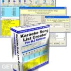 Karaoke Song List Creator Free Download