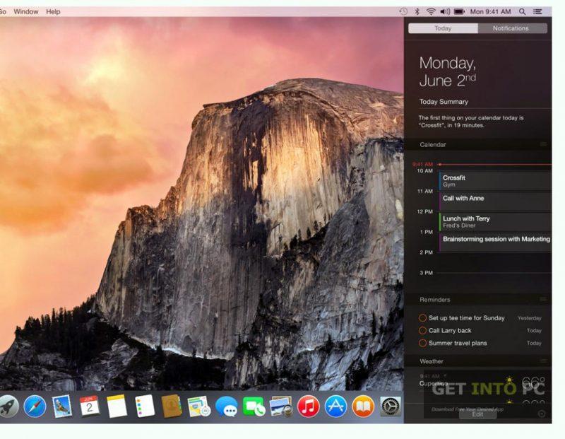 Niresh Mac OSX Yosemite 10 10 1 DVD ISO Free Download