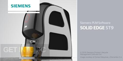 Siemens-Solid-Edge-ST9-Free-Download