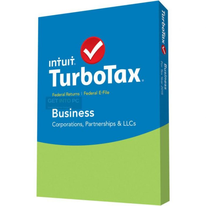 TurboTax 2016 Deluxe Home And Business + All States Fix