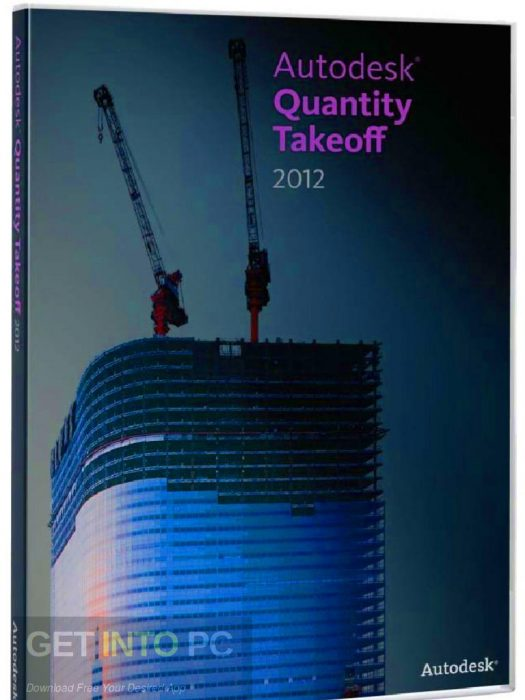 Buy Autodesk Quantity Takeoff 2012 Cheap