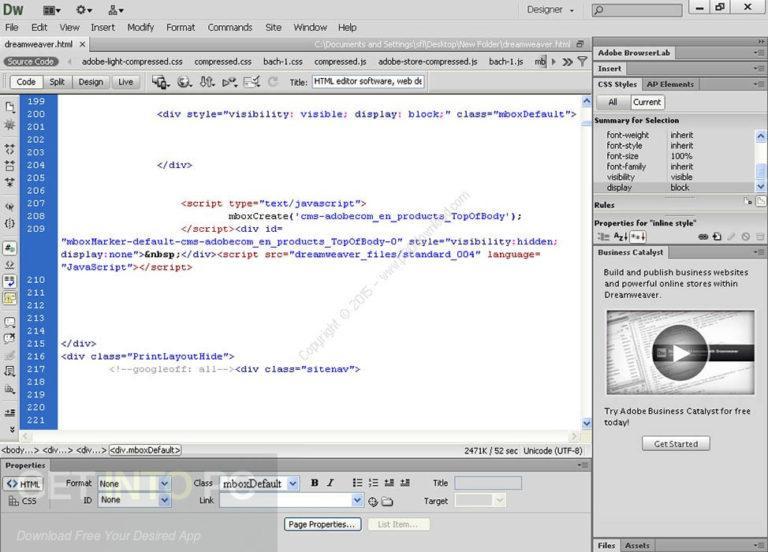 -Adobe-Dreamweaver-CC-2017-v17.5.0.9878-Offline-Installer-Download-768x552_1