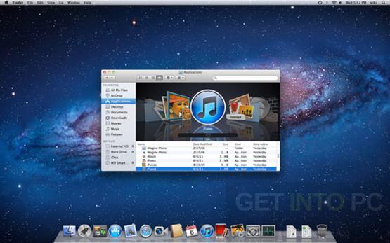Mac os x v10 7 lion download free, software