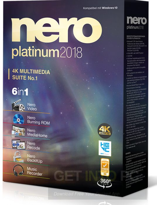 Nero-2018-Suite-Free-Download