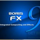 Download Boris Fx v9.2 For Edius