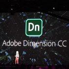 Download Adobe Dimension CC 2018 for Mac OS