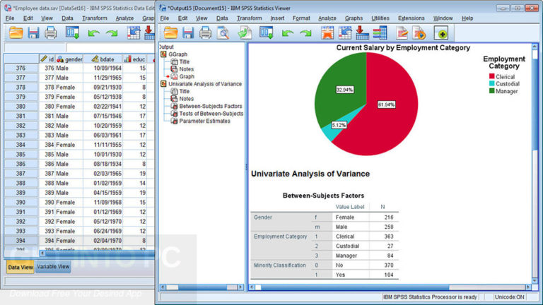 ibm spss statistics 24 free download for windows 7