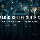 Red Giant Magic Bullet Suite 13 Free Download