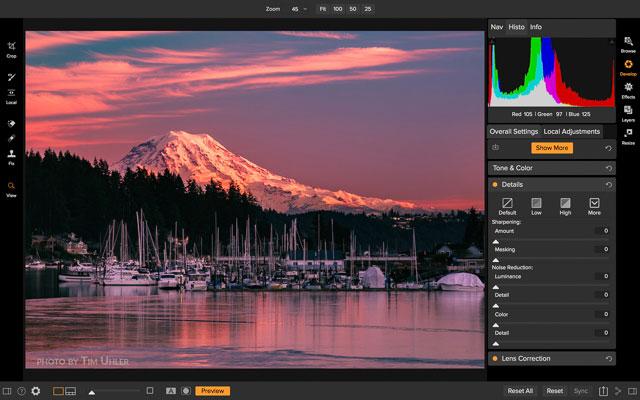 Adobe Camera Raw for Mac 2