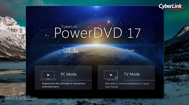 free download cyberlink powerdvd player latest version