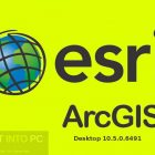 ESRI ArcGIS Desktop 10.5.0.6491 + Addons Download
