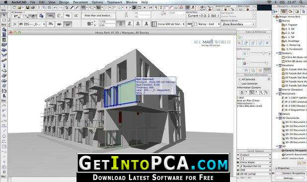 Get into PC » ARCHICAD 22 Free Download