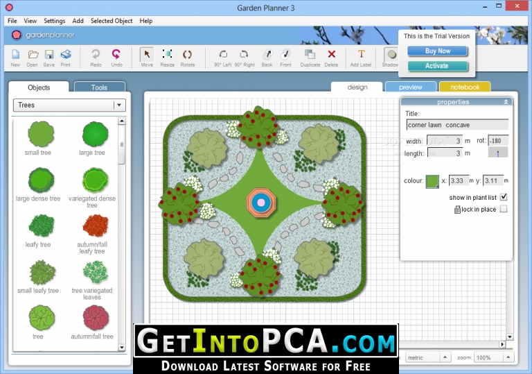 Artifact Interactive Garden Planner 3.6.18 + Portable Download