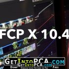Final Cut Pro 10.4.3 macOS Free Download