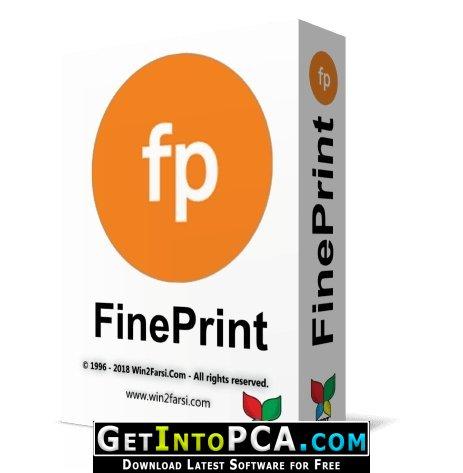 fineprint free download
