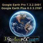 Google Earth Pro 7.3.2.5491 and Plus 6.0.3.2197 Free Download
