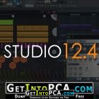 Image-Line FL Studio Producer Edition 12.4 macOS Free Download