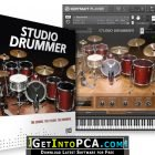 Native Instruments Studio Drummer 1.2.0 UPDATE 1.2.0 KONTAKT macOS Free Download
