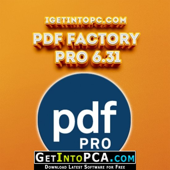 Pdffactory download free software.
