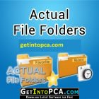 Actual File Folders 1.13 Free Download