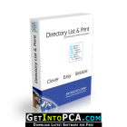 Directory List and Print Pro 3.51 Free Download