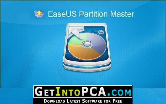 EaseUS Partition Master 12 10 Technician Edition + Portable