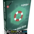 Kaspersky Rescue Disk 2018 18.0.11.0 Build 2018.07.29 Free Download