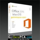 Microsoft Office 2016 16.16 macOS Free Download