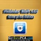 PCUnlocker WinPE 4.6.0 Enterprise Edition Free Download
