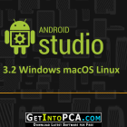 Android Studio 3.2 Windows macOS Linux with SDK Free Download