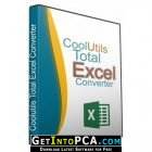 Coolutils Total Excel Converter 5.1.0.265 Free Download