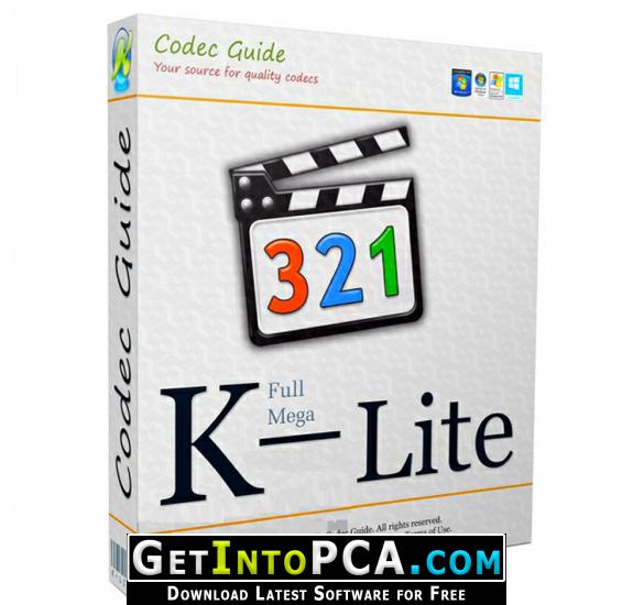 K-Lite Codec Pack 14 5 Mega Free Download