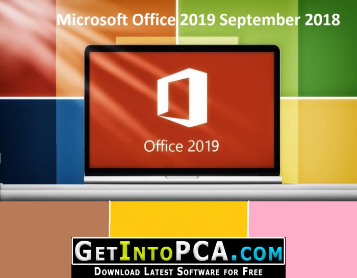 microsoft office 2018 iso