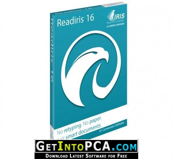Free readiris download.