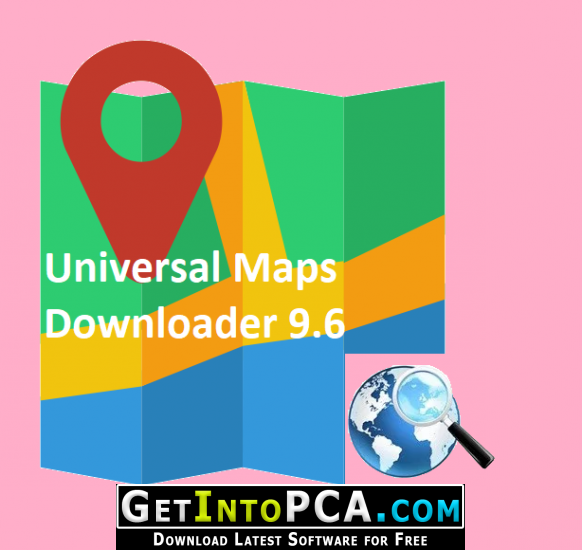Universal Maps Downloader 9.6 Free Download on