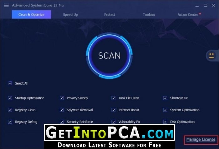 download advanced systemcare pro 10