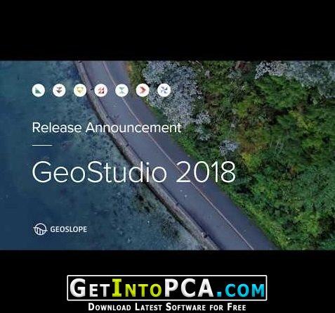 GEOSLOPE GeoStudio 2018 Free Download