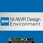 NI AWR Design Environment 14.0r Free Download