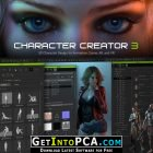 Reallusion Character Creator 3 Pipeline Free Download