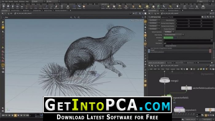 SideFX Houdini FX 16 5 536 Windows and macOS Free Download