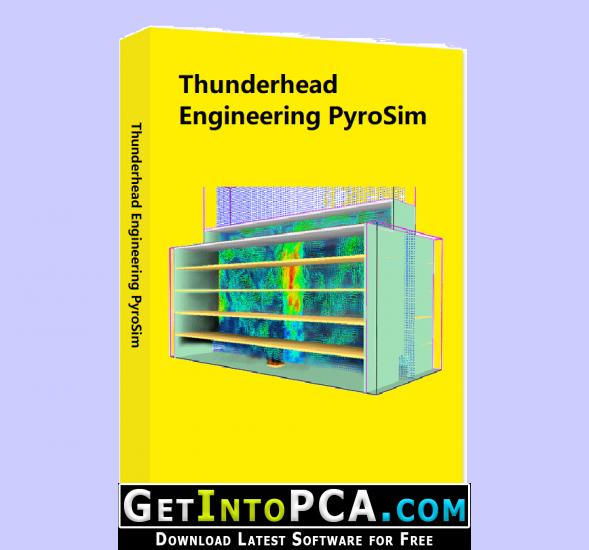 Thunderhead Engineering PyroSim 2018 Free Download