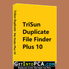 TriSun Duplicate File Finder Plus 10 Free Download