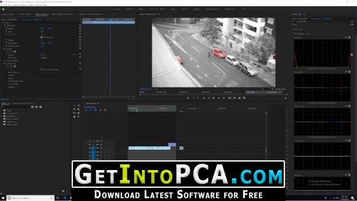 Adobe Premiere Pro CC 2019 Free Download macOS