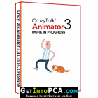 CrazyTalk Animator 3.31.3514.1 Pipeline Free Download with Resource Pack