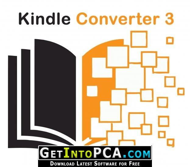 Kindle Converter 3 Free Download