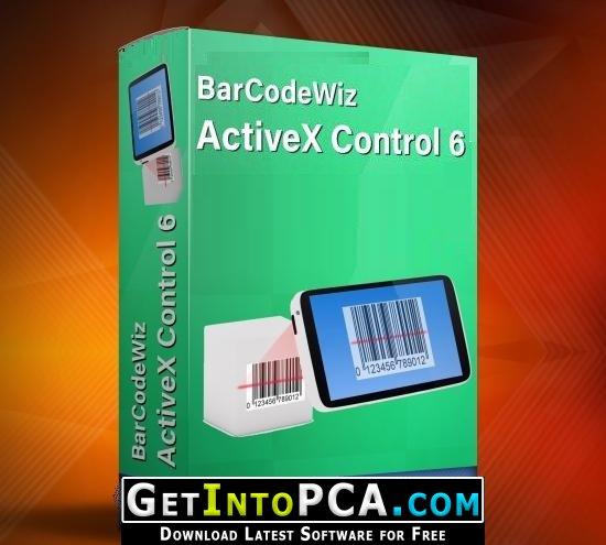 BarCodeWiz ActiveX Control 6 Free Download