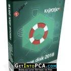 Kaspersky Rescue Disk 2018 18.0.11 Build 2018.12.09 Free Download